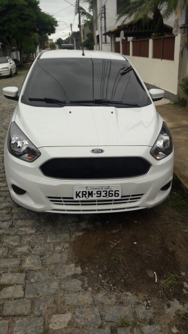 Ford Ka 1.0 SE Plus (Flex) - Foto #4