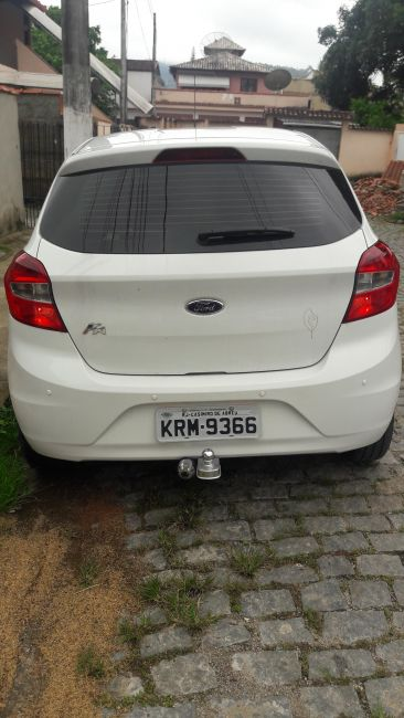 Ford Ka 1.0 SE Plus (Flex) - Foto #5