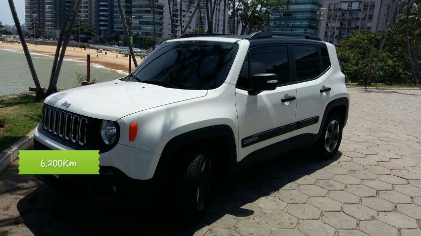 Jeep Renegade 1.8 (Flex) (Aut) - Foto #5
