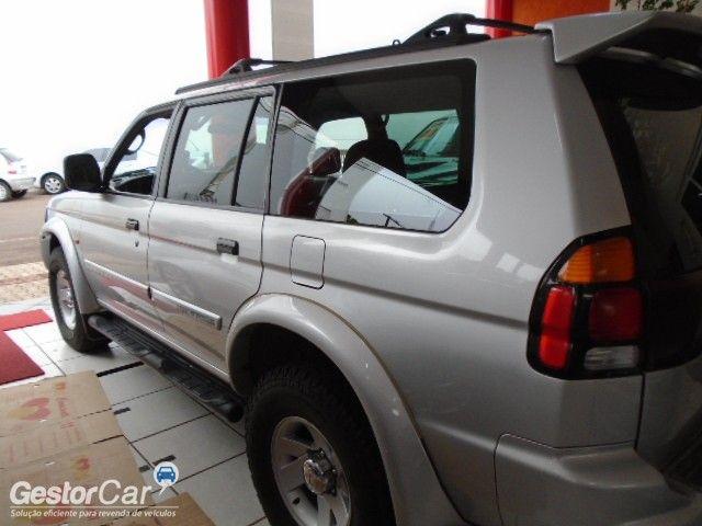 Mitsubishi Pajero Sport 4X4 2.8 (aut) - Foto #5