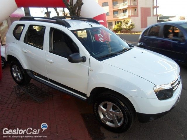 Renault Duster Outdoor 1.6 16V (Flex) - Foto #2