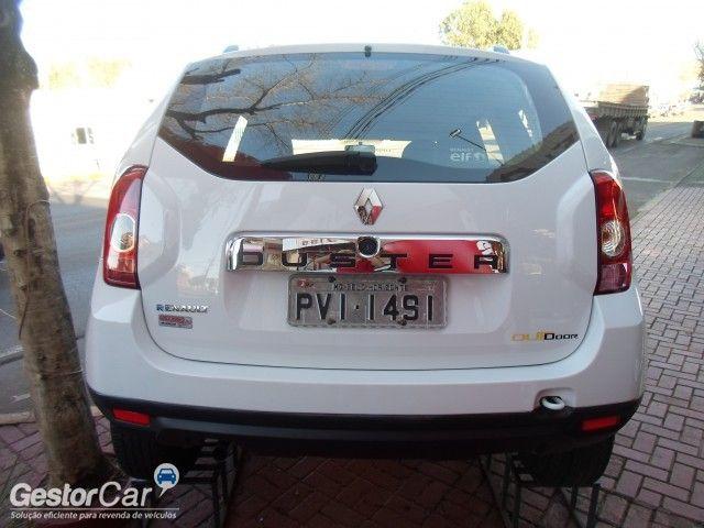 Renault Duster Outdoor 1.6 16V (Flex) - Foto #5