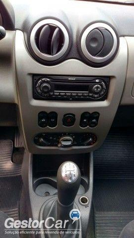 Renault Sandero Privilège 1.6 8V Hi-Torque (flex) - Foto #8