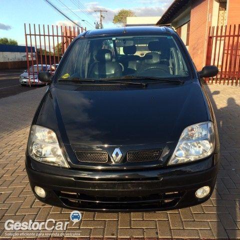 Renault Scénic RXE 1.6 16V - Foto #3