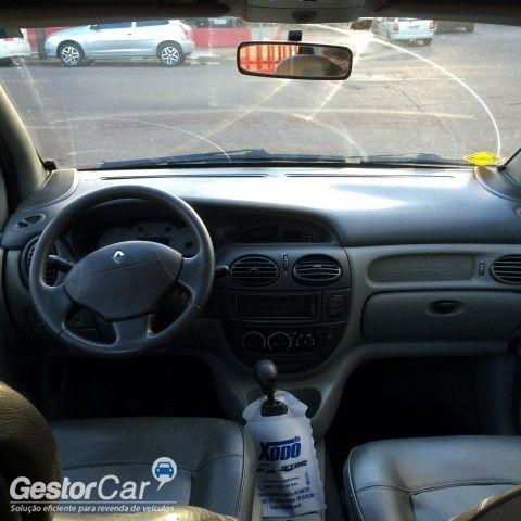 Renault Scénic RXE 1.6 16V - Foto #10