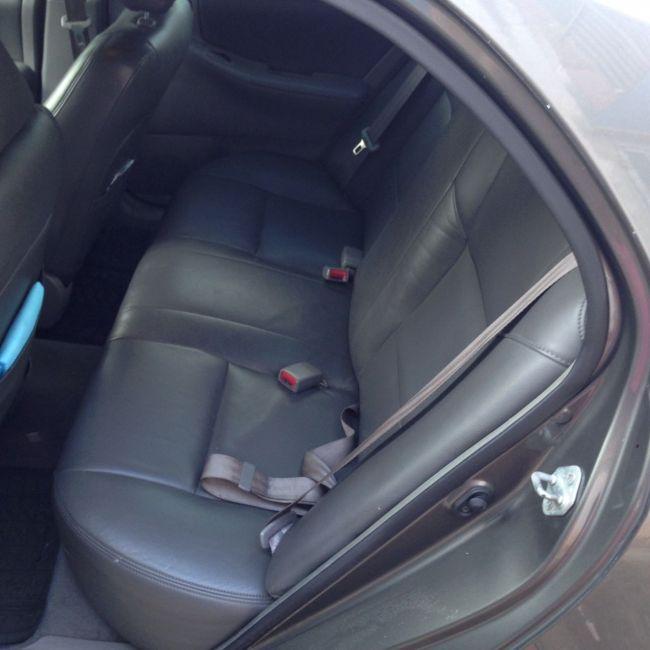 Toyota Corolla Sedan 1.8 Dual VVT-i XLI (aut) (flex) - Foto #8