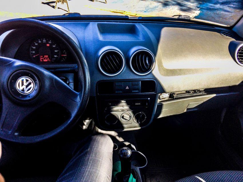 Volkswagen Gol 1.0 Ecomotion(G4) (Flex) 2p - Foto #3