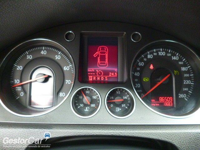 Volkswagen Passat 2.0 FSI (Tiptronic) - Foto #8