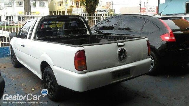 Volkswagen Saveiro CL 1.6 MI - Foto #4