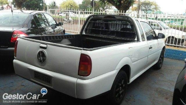 Volkswagen Saveiro CL 1.6 MI - Foto #5