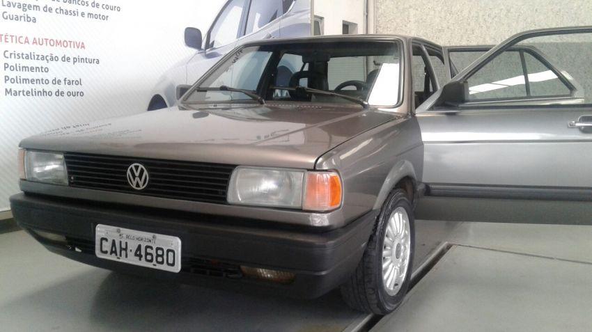 Volkswagen Voyage GL 1.8 - Foto #6