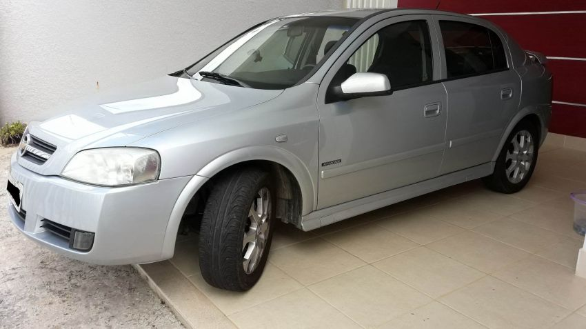 Chevrolet Astra Hatch Advantage 2.0 (Flex) 4p - Foto #3