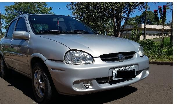 Chevrolet Corsa Sedan Spirit 1.6 - Foto #3