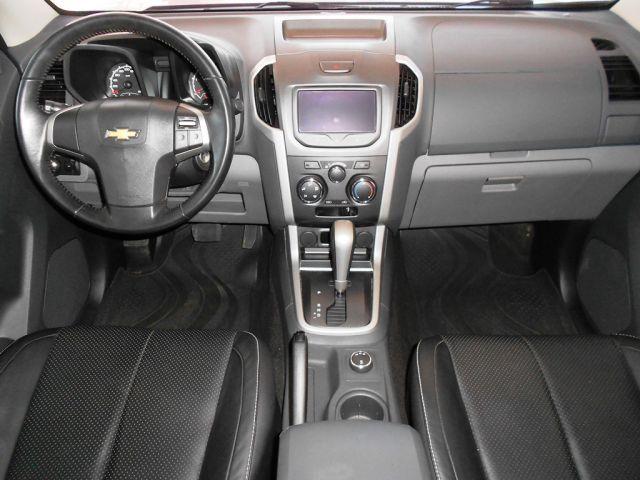 Chevrolet S10 LT 4X4 Cabine Dupla 2.8 Turbo Diesel - Foto #4