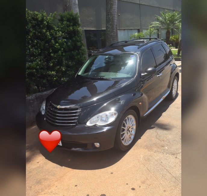 Chrysler PT Cruiser Limited 2.4 16V - Foto #1