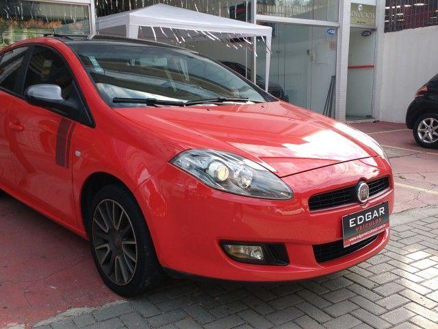 Fiat Bravo Sporting Dualogic 1.8 16V (Flex) - Foto #2
