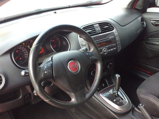 Fiat Bravo Sporting Dualogic 1.8 16V (Flex) - Foto #3