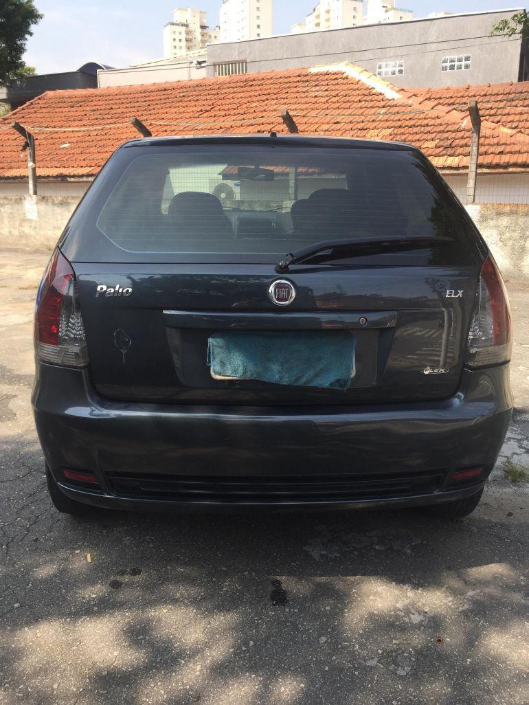 Fiat Palio ELX 1.3 8V (Flex) (versão III) - Foto #6