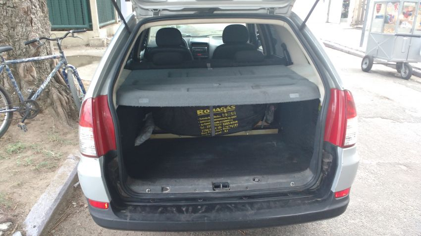 Fiat Palio Weekend ELX 1.3 8V - Foto #3
