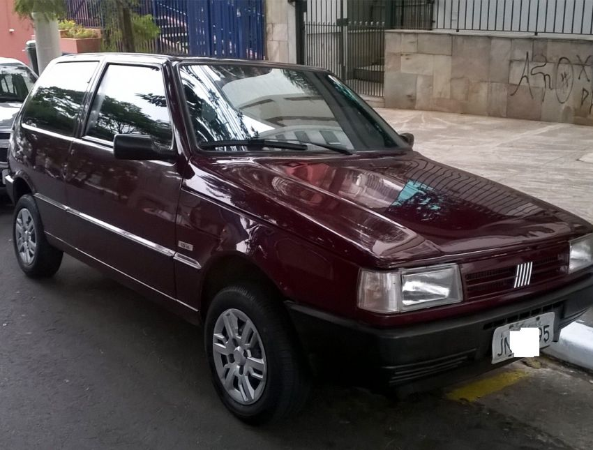 Fiat Uno Mille EP 1.0 IE - Foto #1