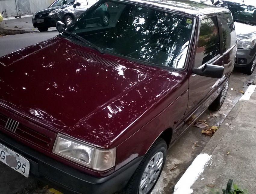 Fiat Uno Mille EP 1.0 IE - Foto #2