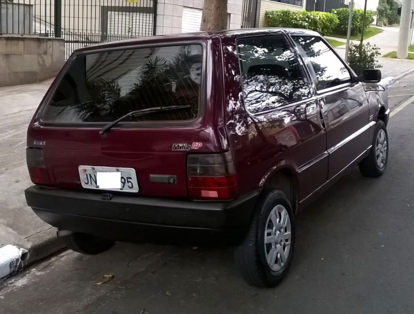 Fiat Uno Mille EP 1.0 IE - Foto #4