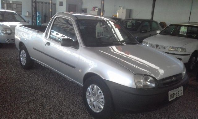 Ford Courier L 1.6 MPi (Cab Simples) - Foto #1