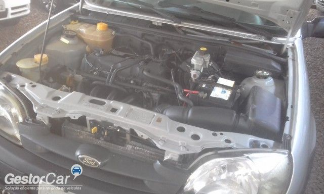 Ford Courier L 1.6 MPi (Cab Simples) - Foto #9