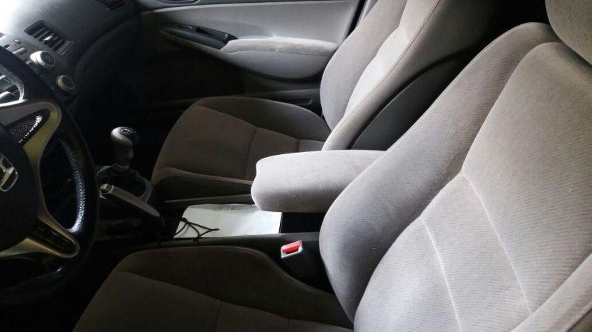 Honda New Civic LXL 1.8 16V (flex) - Foto #3