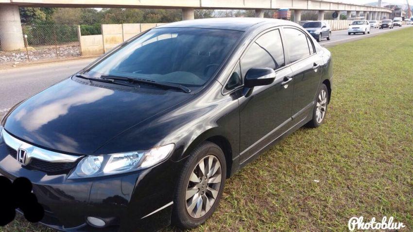 Honda New Civic LXL 1.8 16V (flex) - Foto #4
