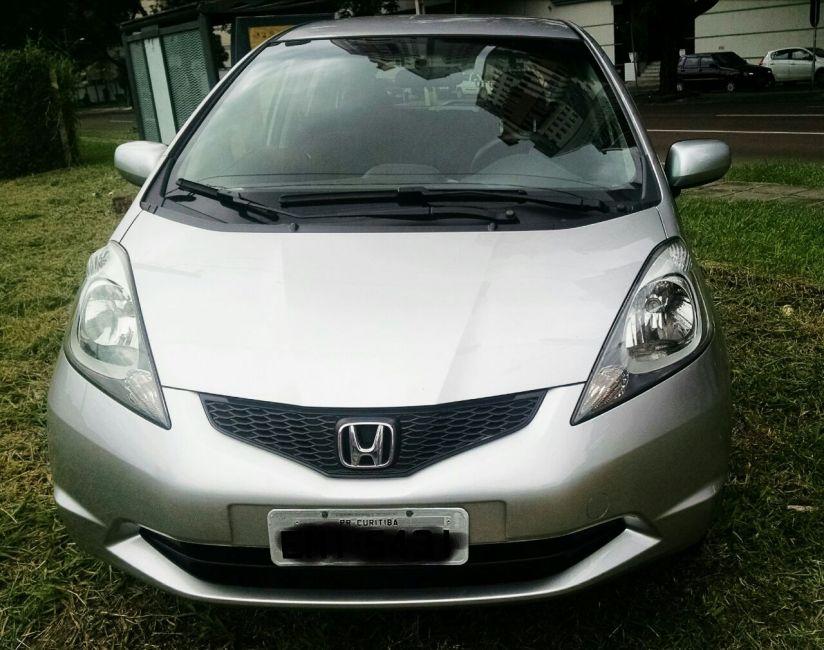 Honda New Fit LX 1.4 (flex) - Foto #7