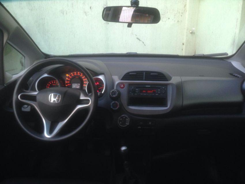 Honda New Fit LX 1.4 (flex) - Foto #10