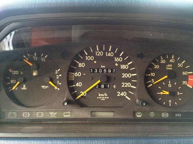 Mercedes-Benz 300 E 3.0 6c 24V - Foto #6