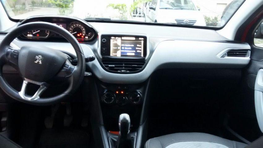 Peugeot 208 Allure 1.5 8V (Flex) - Foto #5