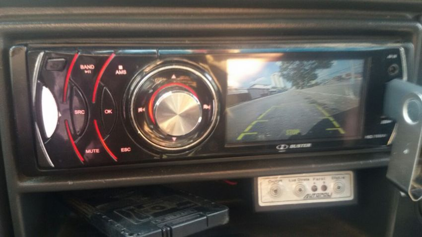 Chevrolet Blazer 4x2 2.2 MPFi - Foto #6