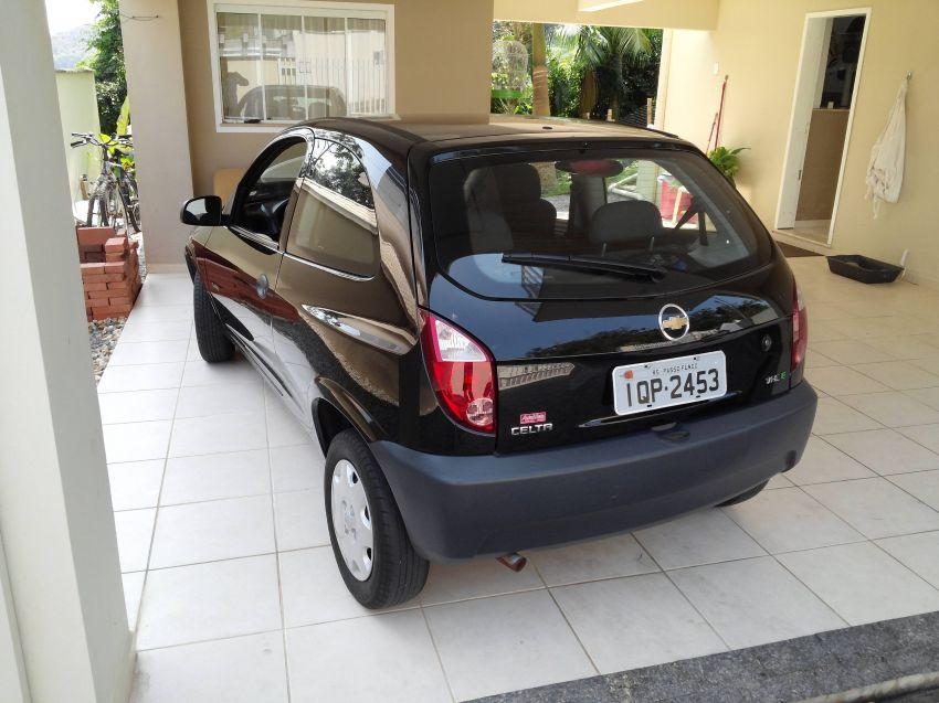 Chevrolet Celta Life 1.0 VHC (Flex) 2p - Foto #8