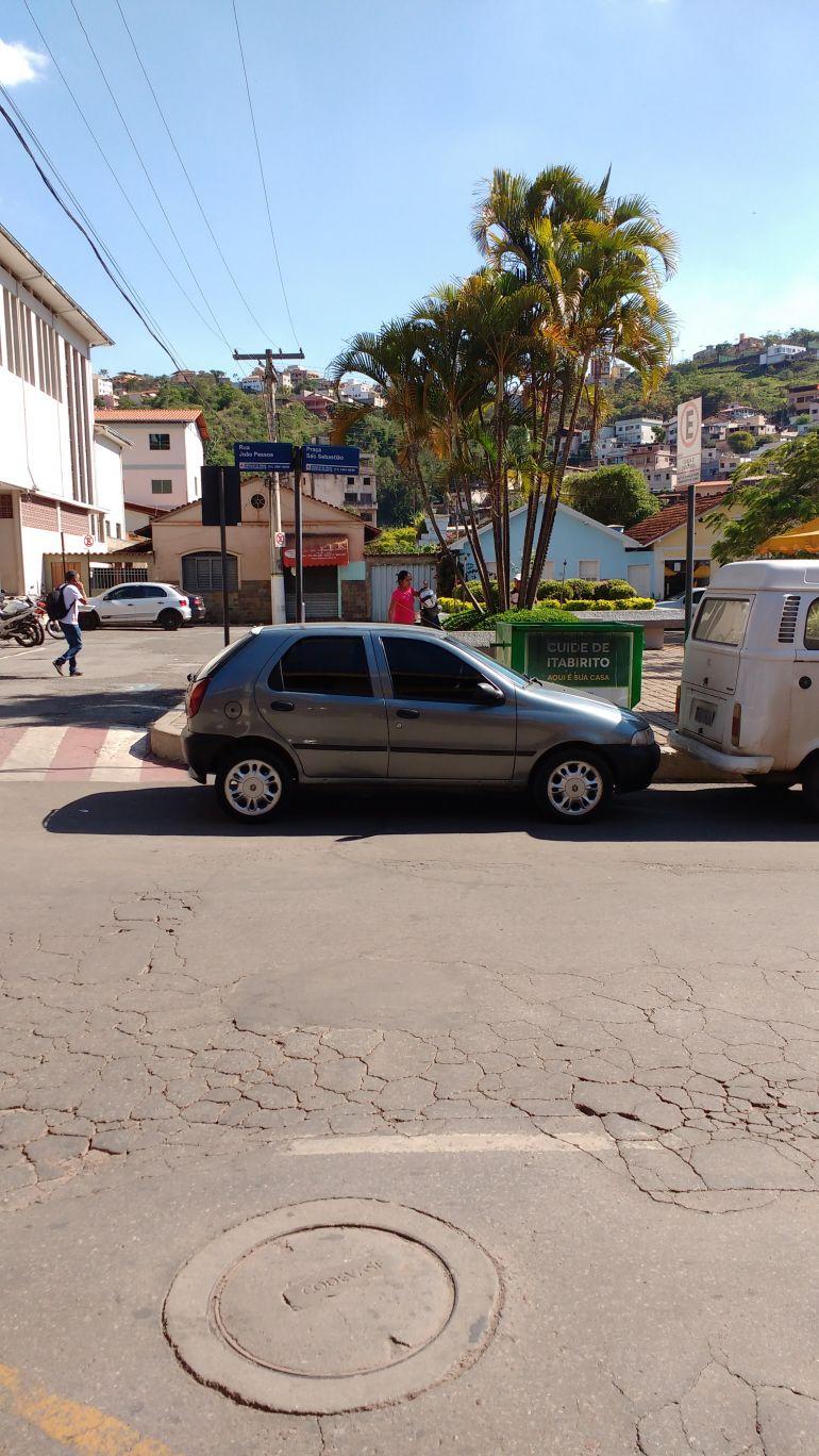 Fiat Palio EX 1.0 MPi 4p - Foto #1