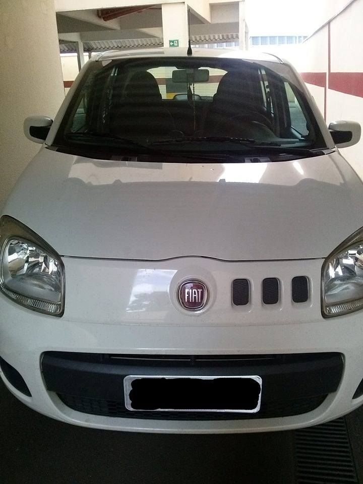 Fiat Uno Vivace 1.0 (Flex) 4p - Foto #7