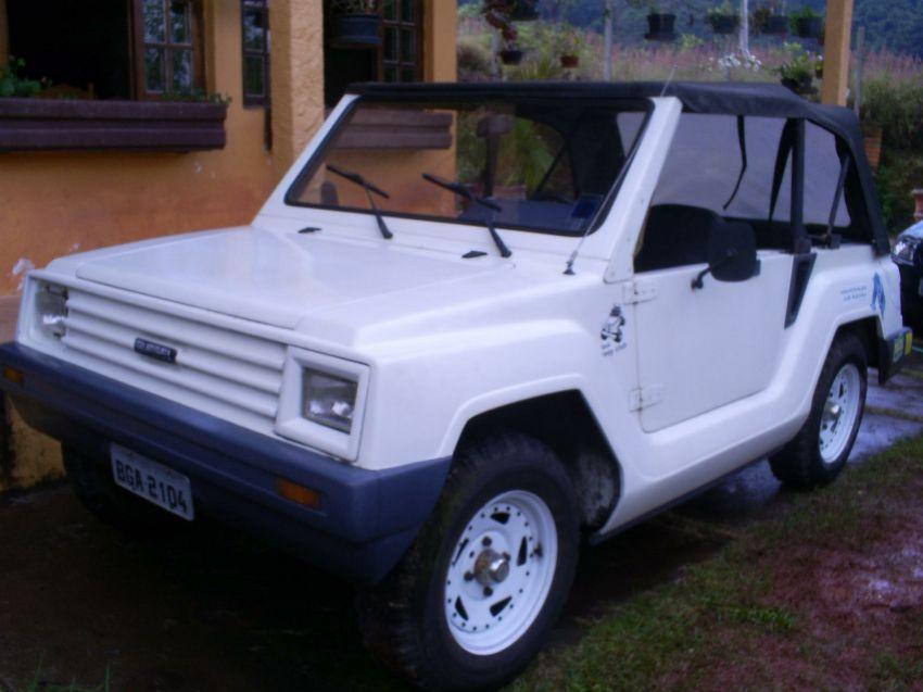 Gurgel X12 TR Xavante 1.6 - Foto #5