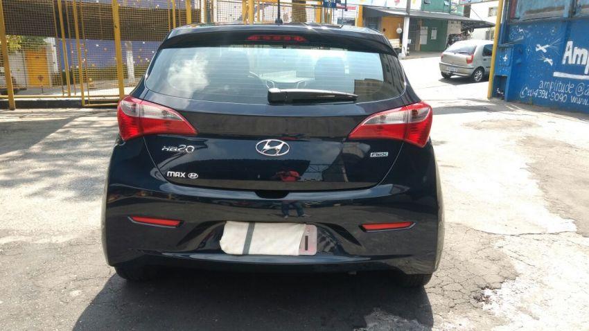 Hyundai HB20 1.0 Comfort Plus - Foto #6