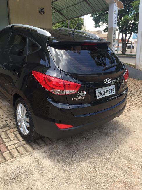 Hyundai ix35 GLS 2.0L 16v (Flex) (Aut) - Foto #3