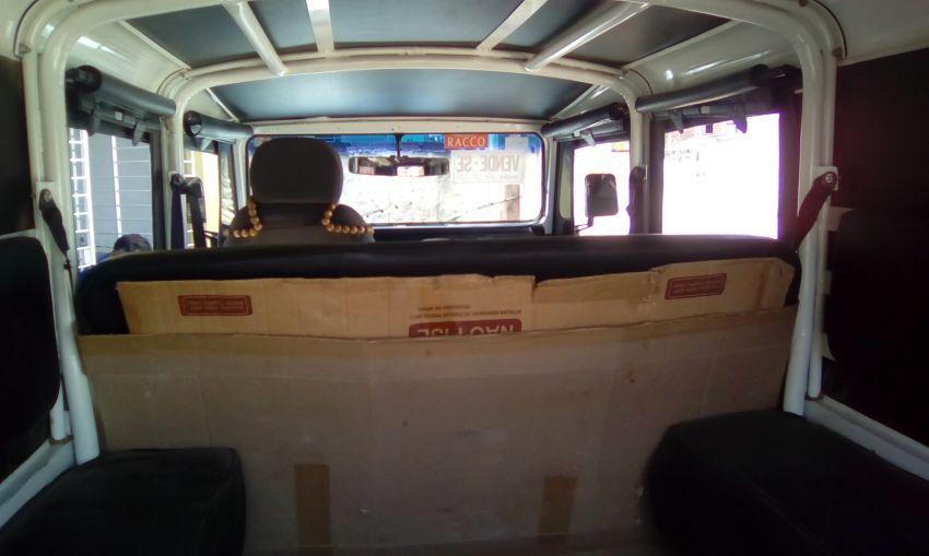 Toyota Bandeirante Jipe BJ50L 4x4 3.7 (teto lona) - Foto #3