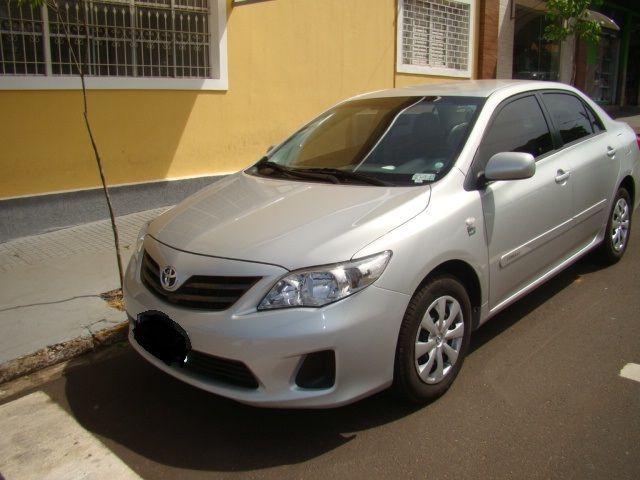 Toyota Corolla Sedan XLi 1.8 16V (flex) (aut) - Foto #1