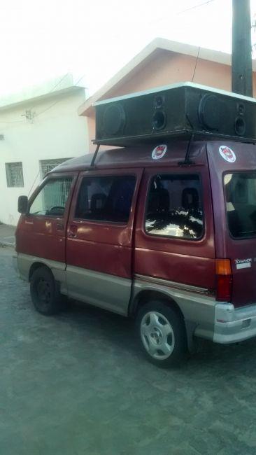 Asia Towner Coach. DLX 0.8 - Foto #3