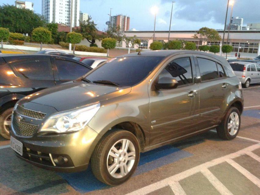 Chevrolet Agile LTZ 1.4 8V (Flex) - Foto #1