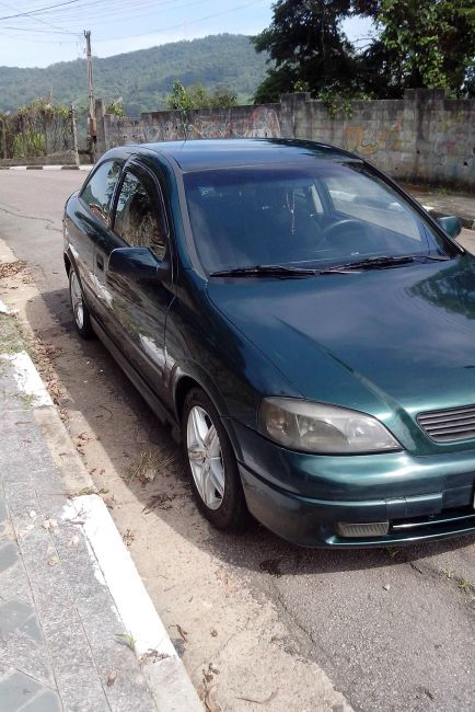 Chevrolet Astra Hatch 2.0 8V 2p - Foto #10