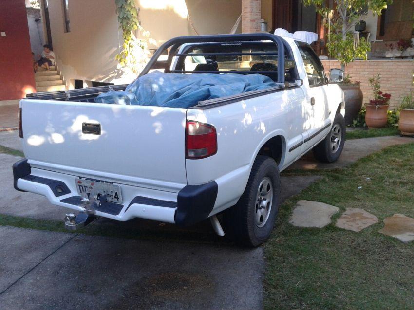 Chevrolet S10 4x2 2.2 MPFi (Cab Simples) - Foto #4
