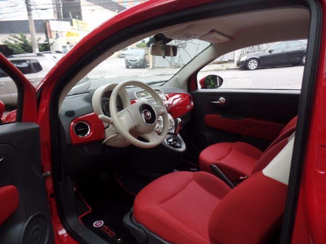 Fiat 500 Cult Dualogic 1.4 8V Flex - Foto #2