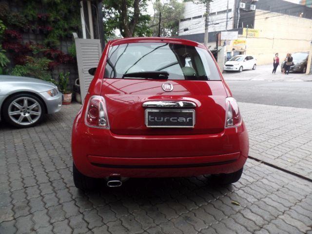 Fiat 500 Cult Dualogic 1.4 8V Flex - Foto #4
