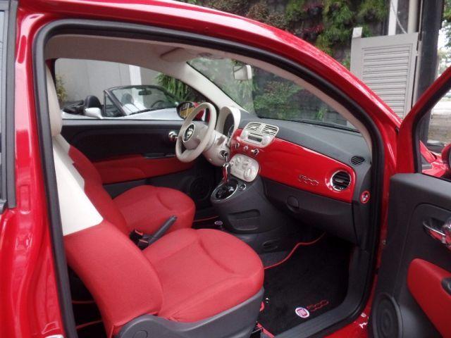 Fiat 500 Cult Dualogic 1.4 8V Flex - Foto #5